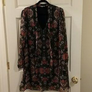 DR2 floral dress